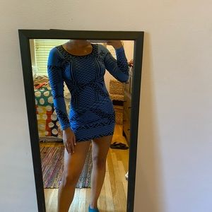 Free people body con dress